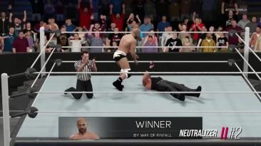 ТОП-5 геймплейных концепций WWE 2K18(фан-версия)