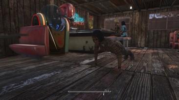 """Fallout 4 """"Анимации для NPC"""""""