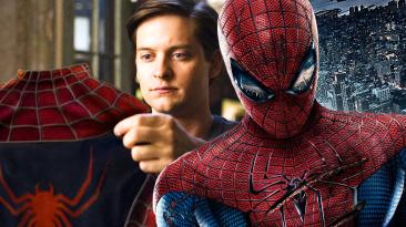 Sony выпустит переиздания фильмов про Человека-Паука с Тоби Магуайром и Эндрю Гарфилдом в 4K Ultra HD