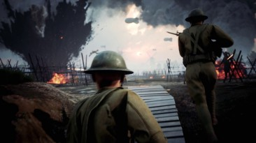 Новая игра про Первую мировую войну - Beyond The Wire