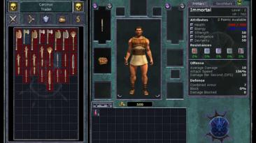 """Titan Quest """"Immortal UI"""""""