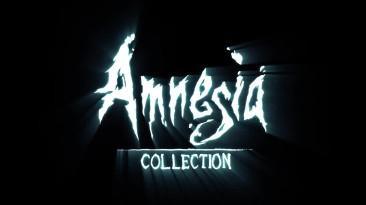 Amnesia Collection Трейлер анонса PS4