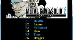 Metal Gear Solid 2 Sons of Liberty: Трейнер/Trainer (+8) [1.0] {Abolfazl.k}
