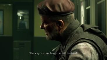 Resident Evil 3 Remake - анонсирующий трейлер (русская озвучка)