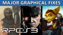 Эмулятор PlayStation 3 избавился от множества графических багов в самых разных играх с новым обновлением