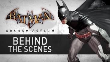 Полyчacовaя дoкyмeнтaлкa o рaзрaботке Batman: Arkham Asylum