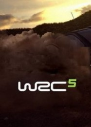 Обложка игры WRC 5 FIA World Rally Championship