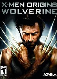 Обложка игры X-Men Origins: Wolverine
