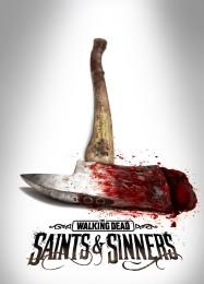Обложка игры The Walking Dead: Saints & Sinners