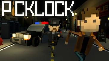 Видео игрового процесса Switch-версии Picklock