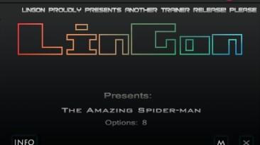 The Amazing Spider-Man: Трейнер/Trainer (+8) [Update 2012.08.23] {LinGon}