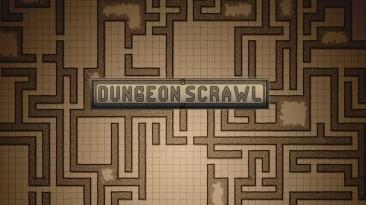 """Вышла программа """"Dungeon Scrawl"""" для рисования ролевых игр"""