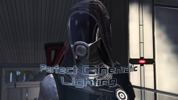 """Mass Effect Legendary Edition """"Кинематографическое освещение"""""""