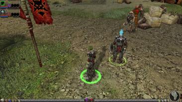 """Dungeon Siege 2 """"HD Editon - улучшенные текстуры"""""""