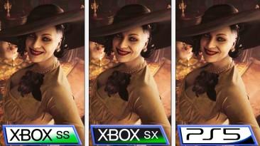 Resident Evil: Village - тест производительности демо на консолях Xbox Series S|X и PS5