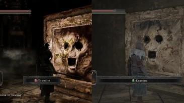 Сравнение PC-версия Dark Souls 2 с первым геймплеем
