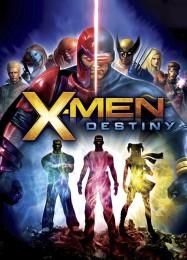 Обложка игры X-Men: Destiny