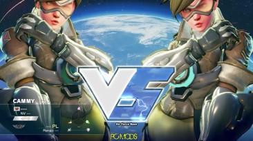 Street Fighter V PC Мод- Трейсер