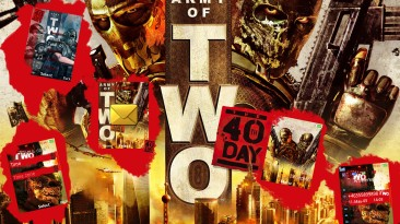 """Army of Two: The 40th Day """"SE theme"""""""