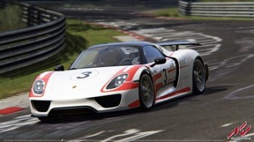 В Assetto Corsa появились автомобили Porsche
