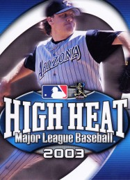 Обложка игры High Heat Major League Baseball 2003