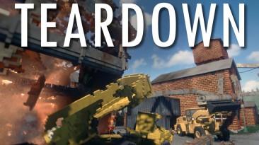 """В Teardown добавили поддержку """"Мастерской Steam"""""""