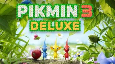 Новые рекламные ролики Pikmin 3 из Японии