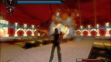 BloodRayne 2. Жирующий монстр, обезумевший вампир