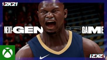 Издатель похвалил NBA 2K21 для PS5 и Xbox Series X в рекламе, а игроки поругали на Metacritic