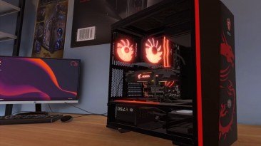 PC Building Simulator выйдет из Раннего доступа 29 января