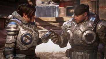 Играем бесплатно до конца недели в Gears 5 в Steam