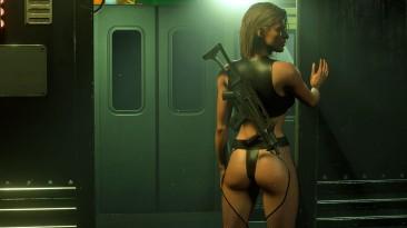 """Resident Evil 3 """"Джилл ночная секретарша"""""""