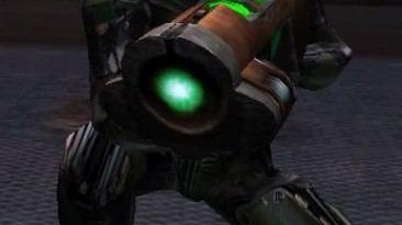 "Quake 3 Arena ""Quake IV Human Marine & Tactical Strogg"""
