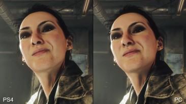 Homefront: The Revolution Сравнение PC vs PS4 (DigitalFoundry)