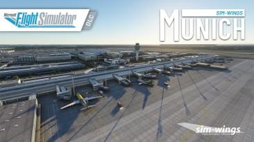 Надстройка аэропорта Мюнхена для Microsoft Flight Simulator выглядит потрясающе в новом трейлере