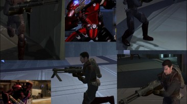 """Star Wars: Knights of the Old Republic """"M-98 Widow Replacement"""""""