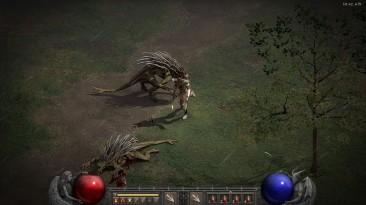 "Diablo 2: Resurrected ""Большие монстры"""