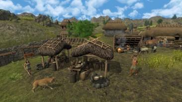 В Dawn of Man теперь можно производить сыр и торговать животными