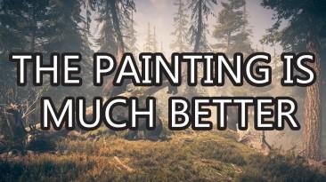 """Блогер воссоздал картину """"Утро в сосновом лесу"""" в Far Cry 5"""