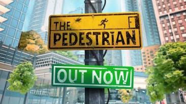 Головоломка The Pedestrian вышла в Steam