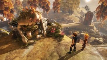 Brothers: A Tale of Two Sons выйдет на PC и PS3 в первых числах сентября