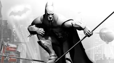 Old-обзор Batman: Arkham City