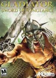 Обложка игры Gladiator: Sword of Vengeance