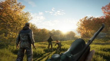 theHunter: Call of the Wild вышла на PS4 и Xbox One
