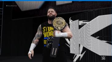 "WWE 2K16 ""Kevin Owens Stun The World Наряд (Лицевая анимация) WWE 2K19 Порт мод"""