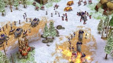 Ещё один скриншот из Age of Mythology