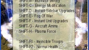 Command & Conquer 3: Tiberium Wars: трейнер (+11) [1.07]