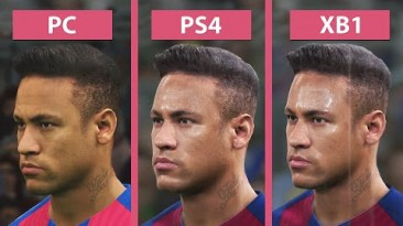 Pro Evolution Soccer 2017: что там на PC