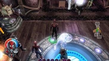 "Marvel: Ultimate Alliance ""Spider-Man Skin: Last Superior"""