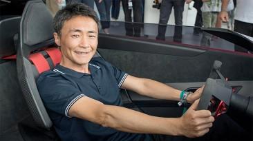 """Создатель Gran Turismo: """"Я хотел бы создать такой мир, который будет ощущаться более реальным, чем сама реальность"""""""